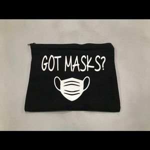 Face Mask Bag/Holder